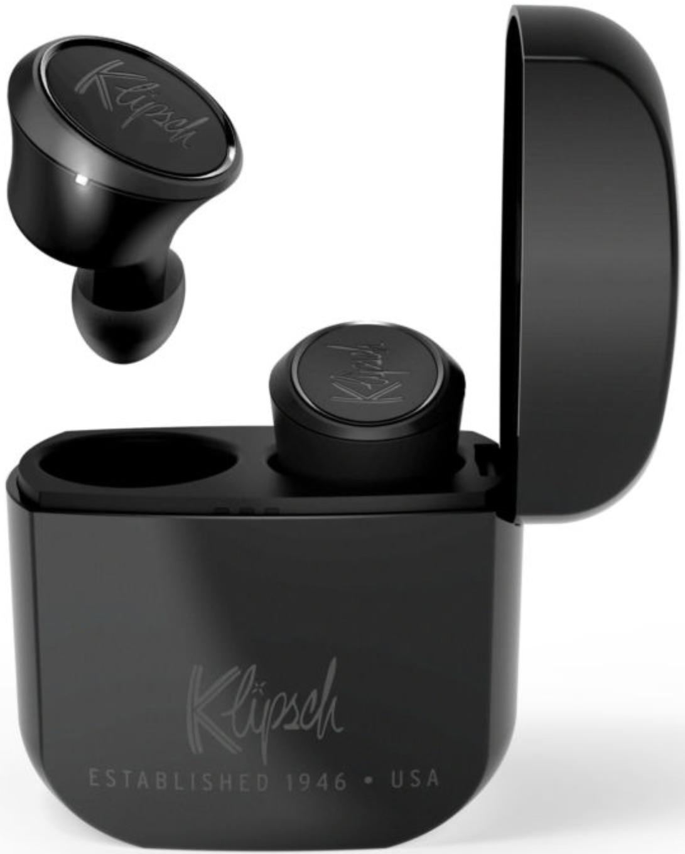 Klipsch T5 True Wireless Earphones (Black)