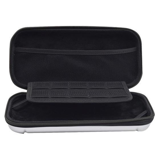 Portable EVA + PPB Storage Bag Handbag for Nintendo Switch Console(Magenta)