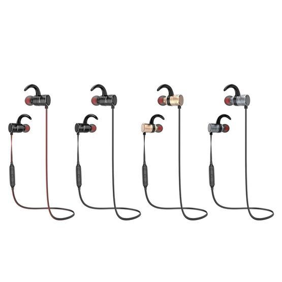 AWEI AK7 Waterproof In-ear Earphone (Gold)