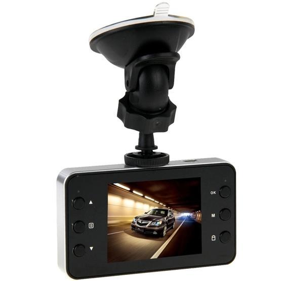 Car DVR - G200 720P VGA 2.4 inch LCD Screen Display