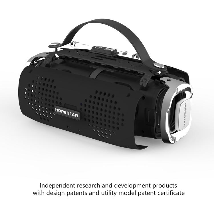 HOPESTAR H24 Mini Portable Rabbit Wireless Waterproof Bluetooth Speaker (Army Green)
