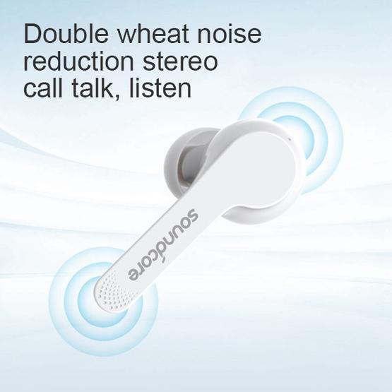 ANKER soundcore TWS Binaural Wireless Bluetooth Earphone with Charging Box (White)