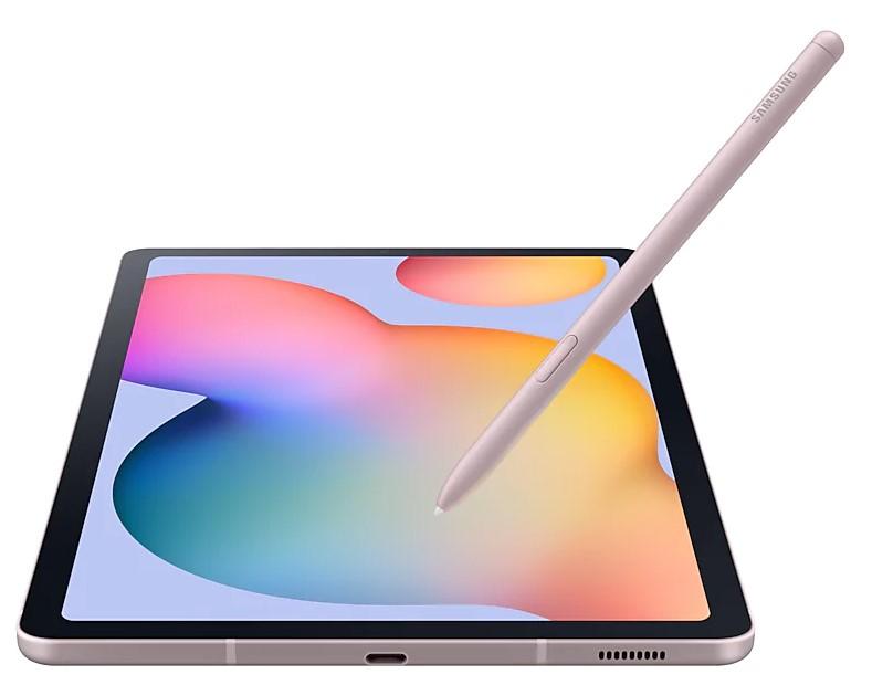 "Samsung Galaxy Tab S6 Lite 10.4""(2020) P615 LTE 64GB Pink (4GB RAM)"