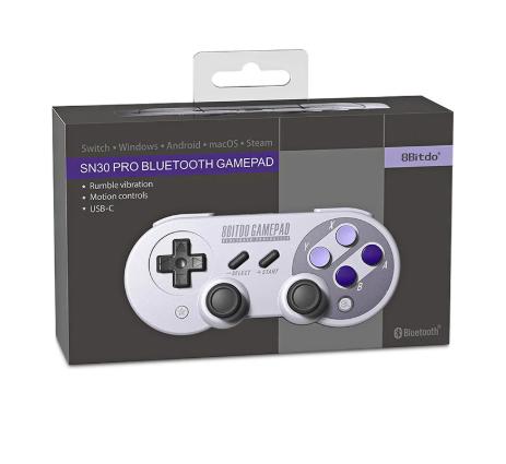 8Bitdo SN30Pro Wireless Bluetooth Gamepad Joystick
